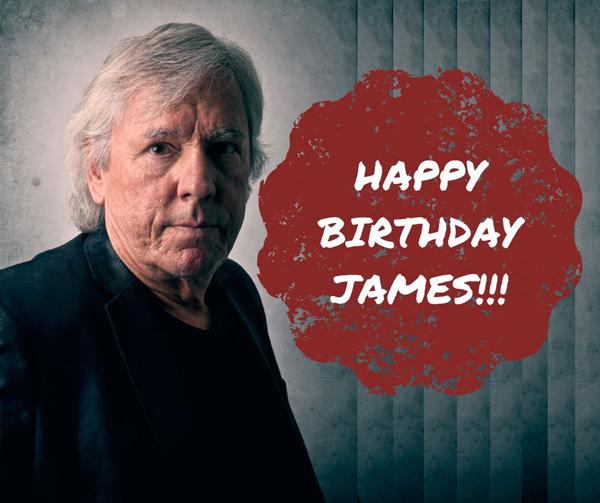 Happy Birthday James Williamson