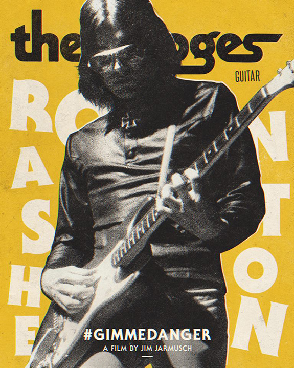 Gimme Danger documentary - Ron Asheton