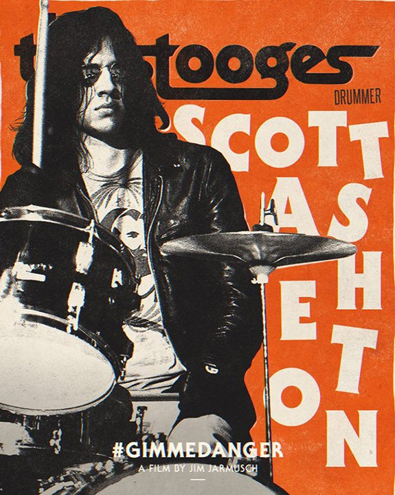 Gimme Danger documentary - Scott Asheton