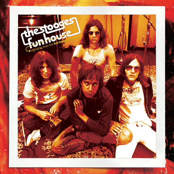 The Stooges - Highlights From the Funhouse Sessions