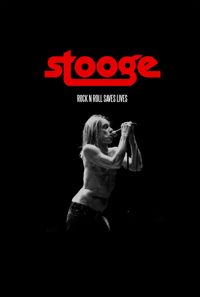 Stooge documentary poster