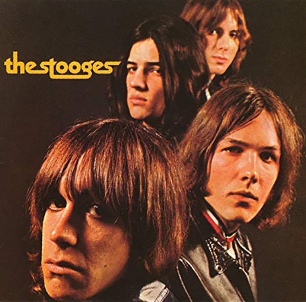 The Stooges debut album