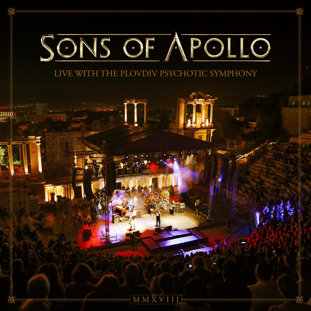 Sons Of Apollo – Live With The Plovdiv Psychotic Symphony – Sons Of Apollo_Live With The Plovdiv Psychotic Symphony_ALBUM_Cover