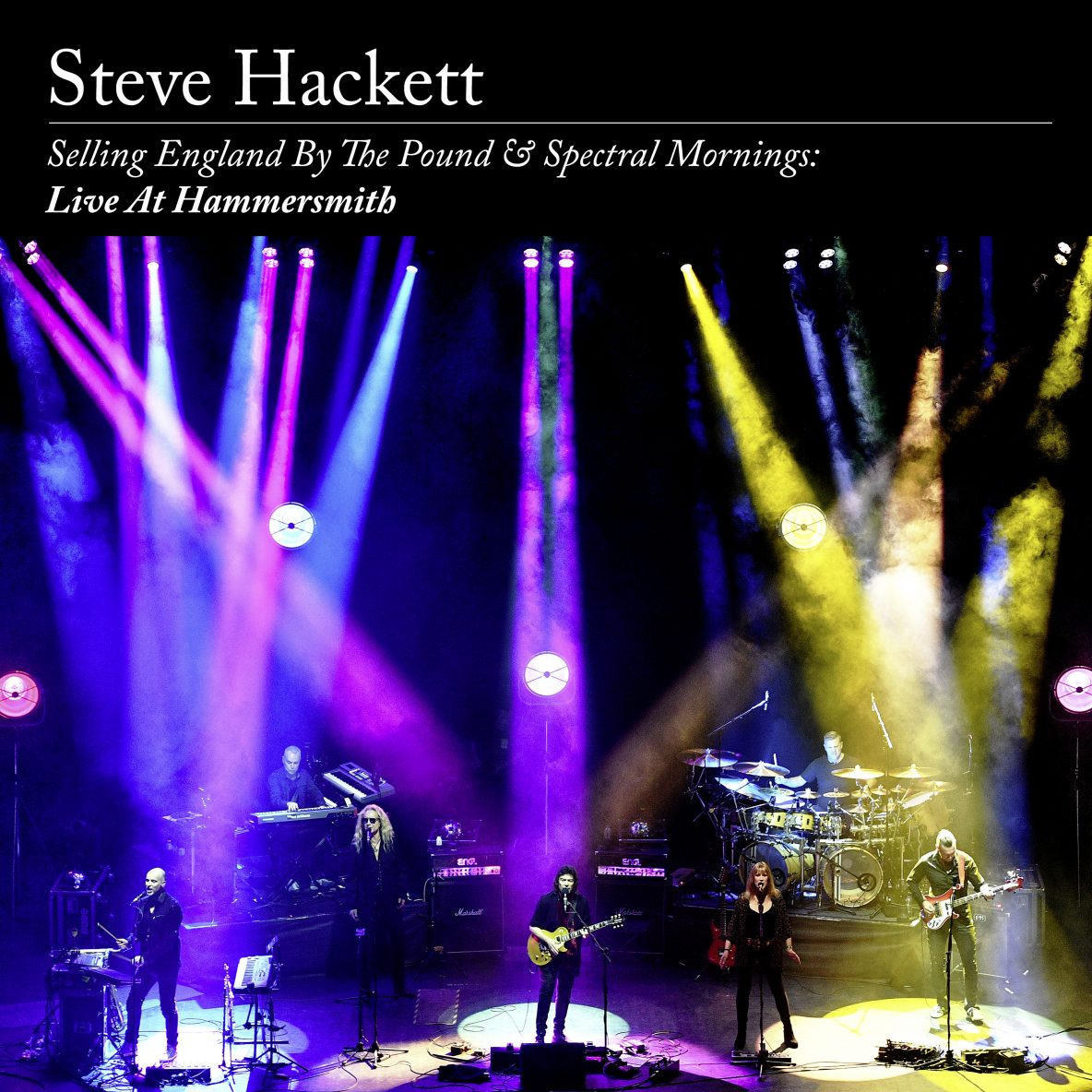 Steve Hackett – Selling England By The Pound & Spectral Mornings_ Live At Hammersmith
