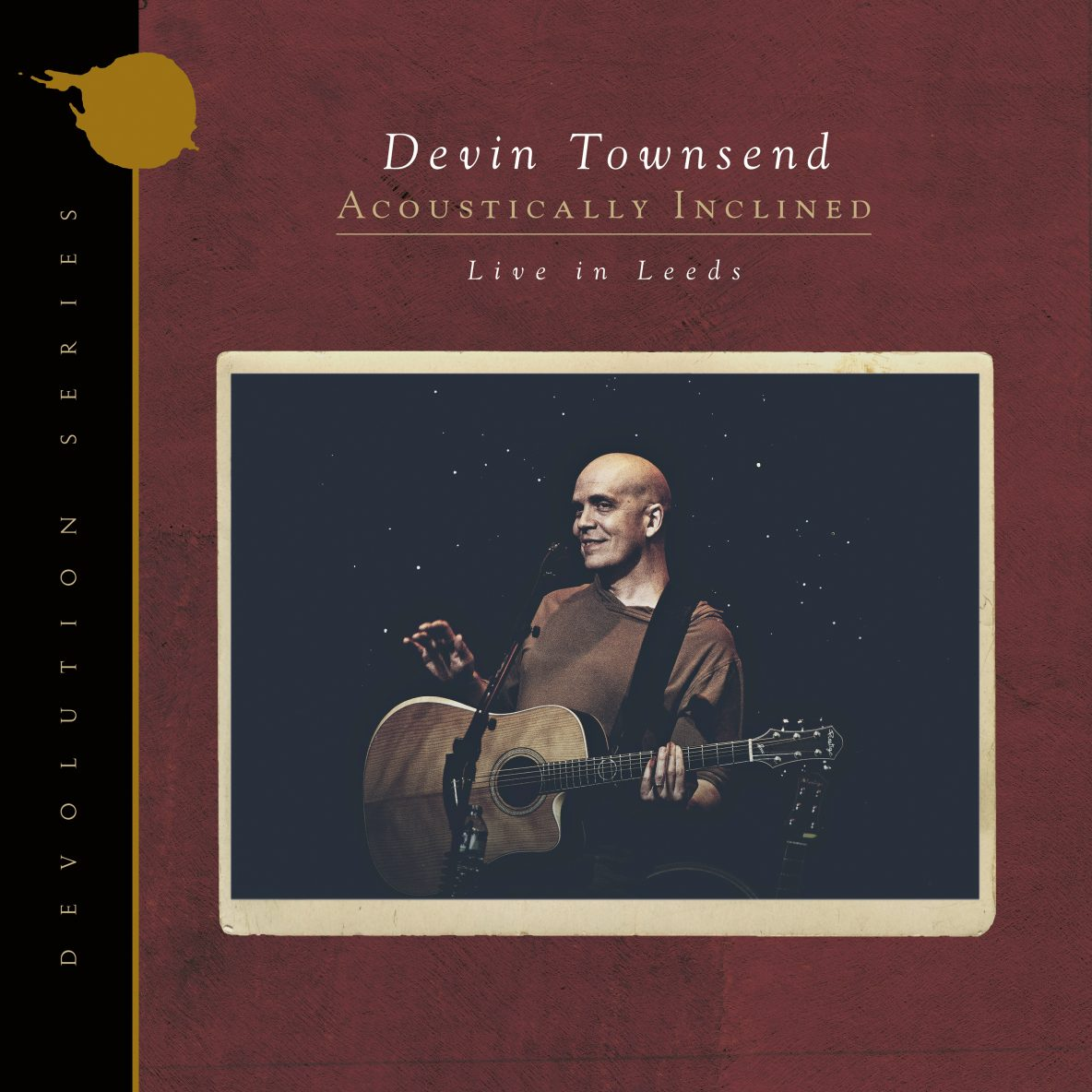 DevinTownsend_Devolution Series #1 – Acoustically Inclined, Live in Leeds