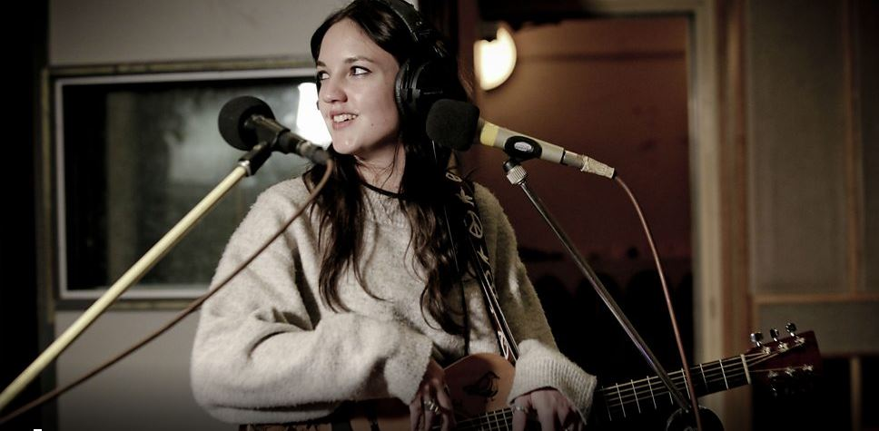 Jain at the BBC Radio 1
