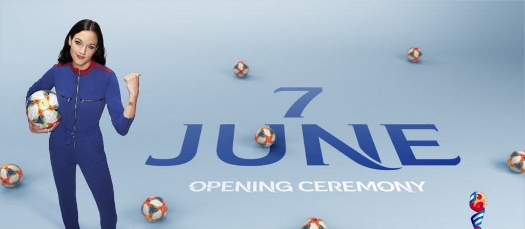 Jain – Opening Ceremony of the Women's World Cup 2019