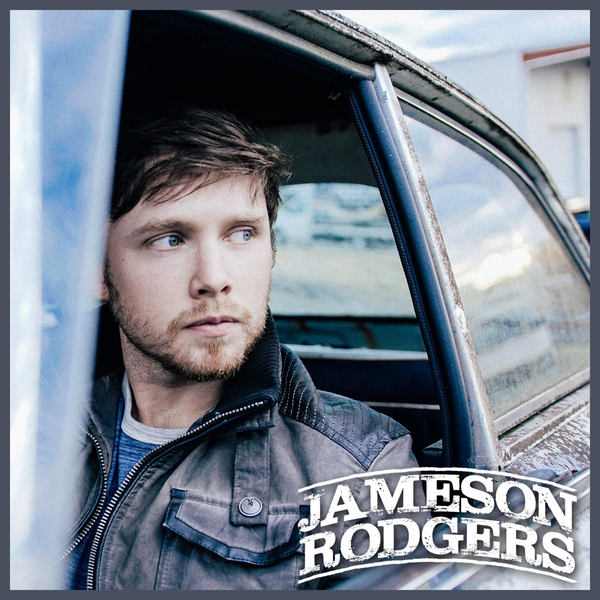 Jameson Rodgers EP (2016) cover
