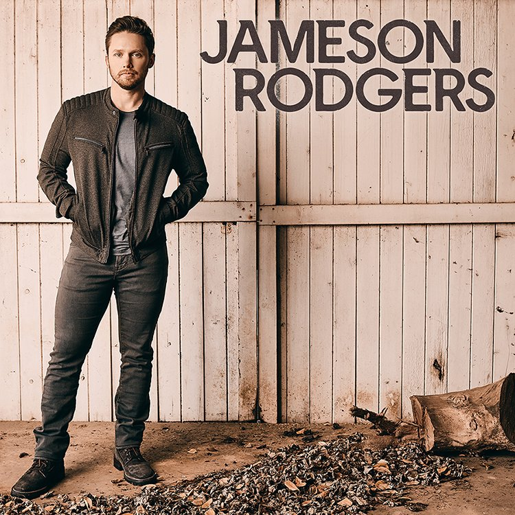 Jameson Rodgers EP cover