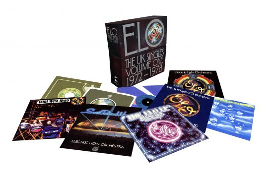 Legacy Recordings Set to Release Electric Light Orchestra – The U.K. Singles Volume One: 1972-1978 on Friday, September 21