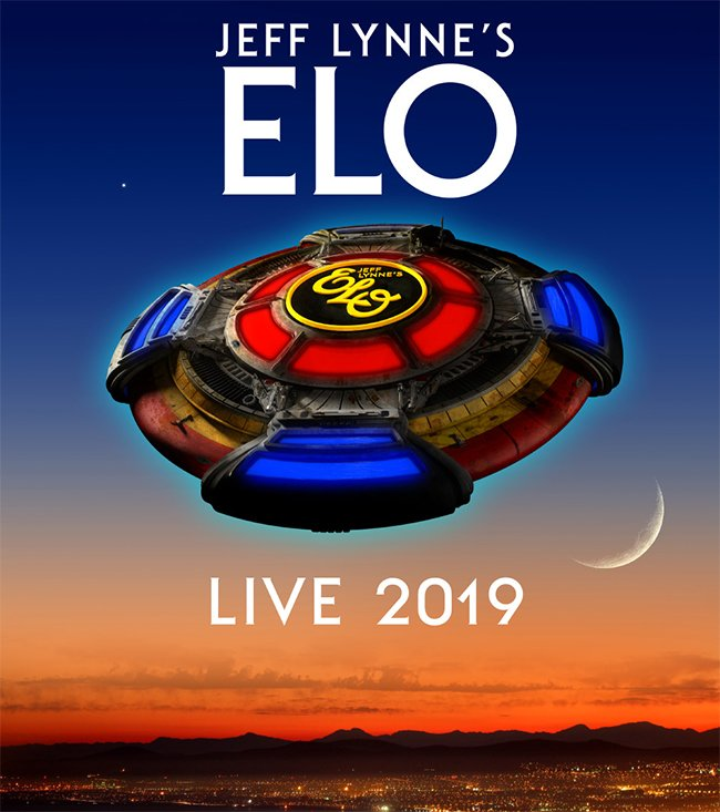 Jeff Lynne's ELO Announces 2019 North American Summer Tour - Jeff