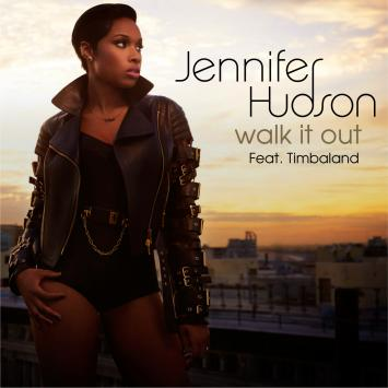 JENNIFER HUDSON walk it out single