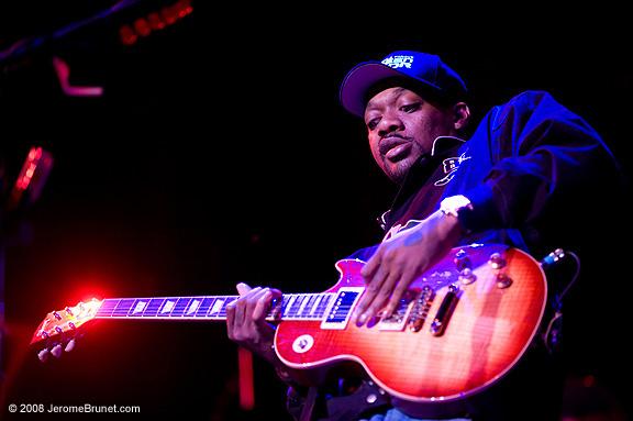 2008 Jimi Hendrix Tribute Tour