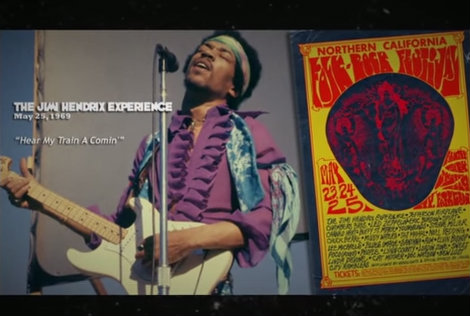 Jimi Hendrix – Live in Santa Clara 1969