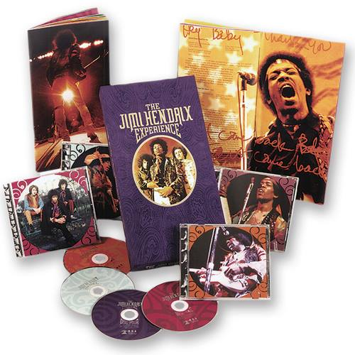 Experience Hendrix The Best Of Jimi Hendrix Jimi Hendrix: The Jimi Hendrix Experience Box Set Available Now