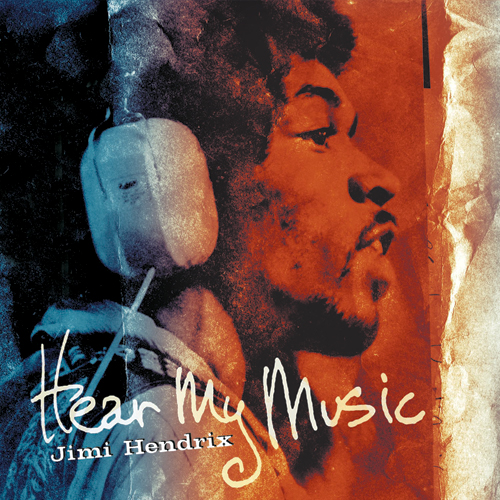 Jimi Hendrix Official 'Bootleg' Hear My Music Double LP For Record