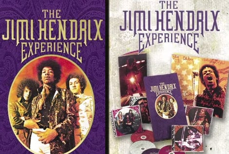 Jimi Hendrix Experience Box Set Radio Premiere The