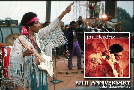 Live At Woodstock (30th Anniversary Radio Show)