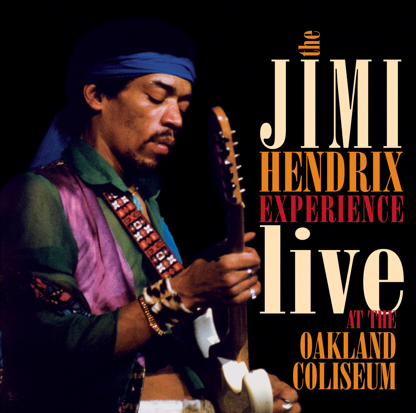 Live At The Oakland Coliseum The Official Jimi Hendrix Site