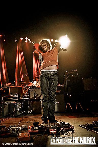 Experience Hendrix Tour 2010