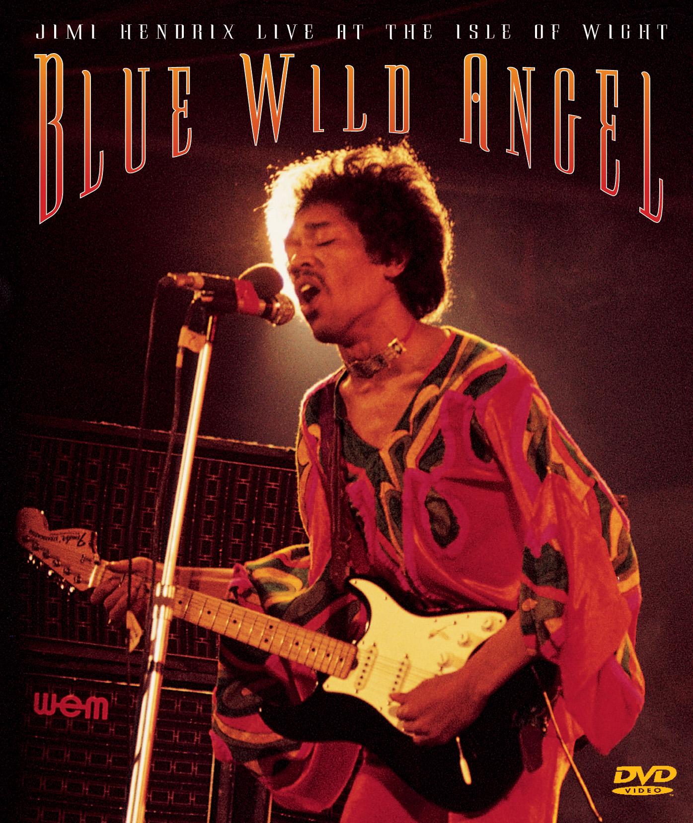 blue wild angel jimi hendrix live at the isle of wight