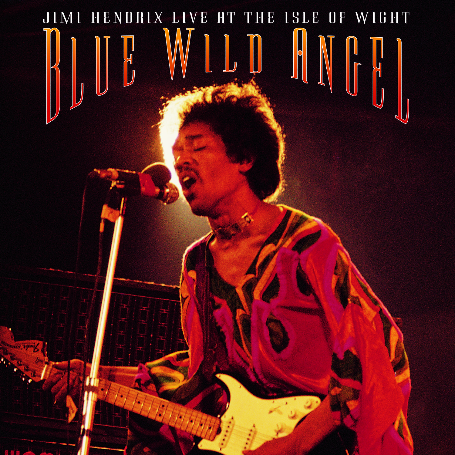 Blue Wild Angel The Official Jimi Hendrix Site