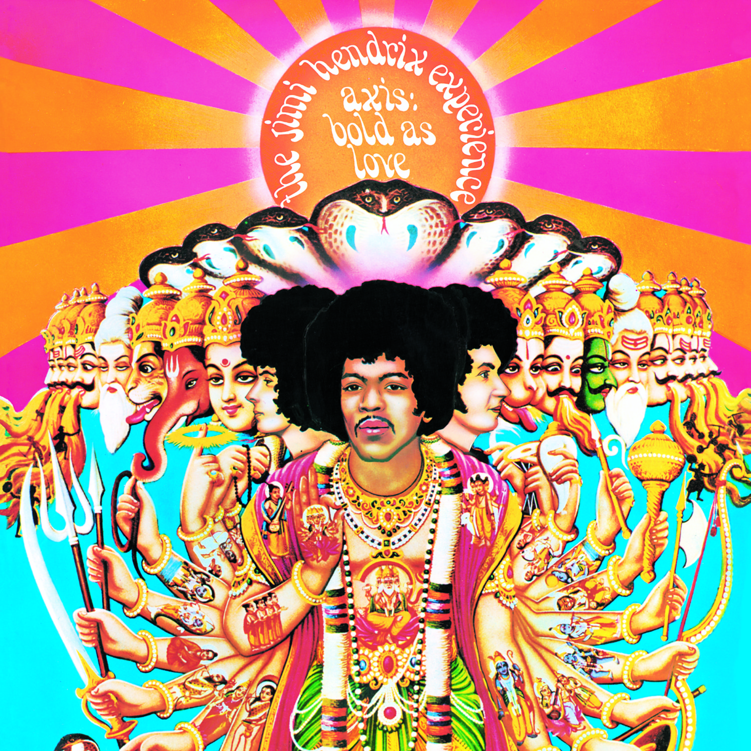 Axis Bold As Love The Official Jimi Hendrix Site