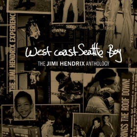 West Coast Seattle Boy: The Jimi Hendrix Anthology (4 CD / 1 DVD Collectors Box)