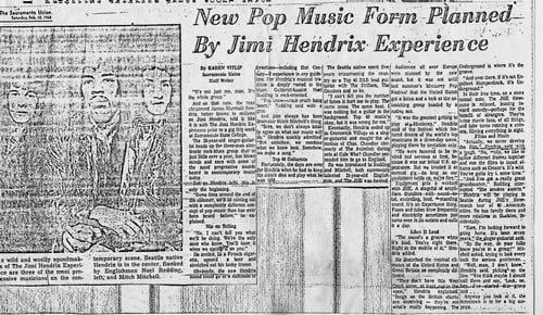 Encyclopedia The Official Jimi Hendrix Site