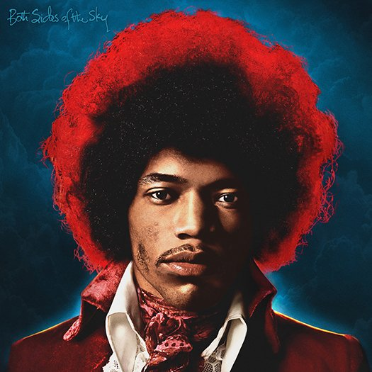 Afbeeldingsresultaat voor Hendrix, Jimi-Both Sides Of The Sky-Hq-
