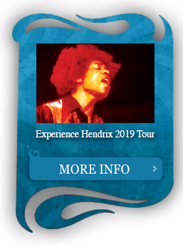 Caption for Experience Hendrix 2019 Tour