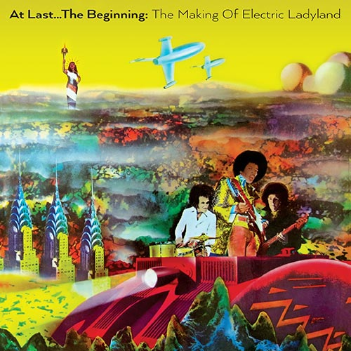 At Last… The Beginning: The Making Of Electric Ladyland: Blu-ray