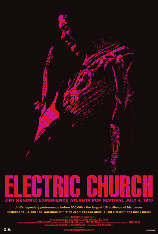 Electric Church movie poster
