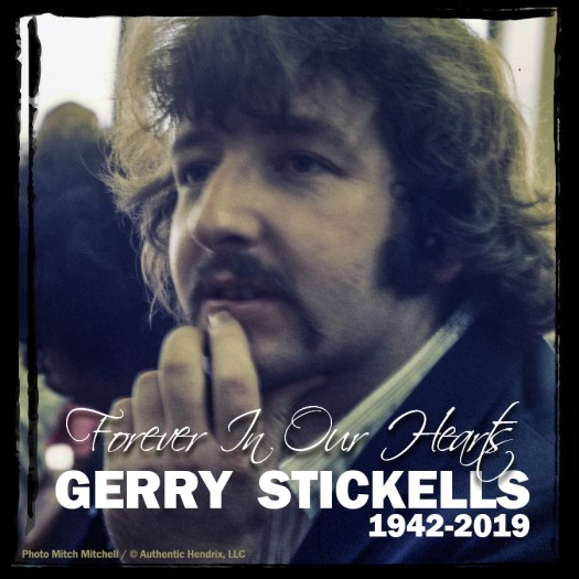 Gerry Stickells