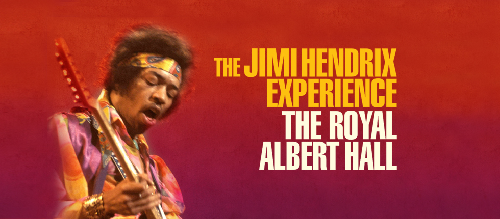 Jimi Hendrix Royal Albert Hall