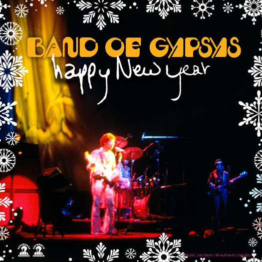 Band of Gypsys Happy New Year