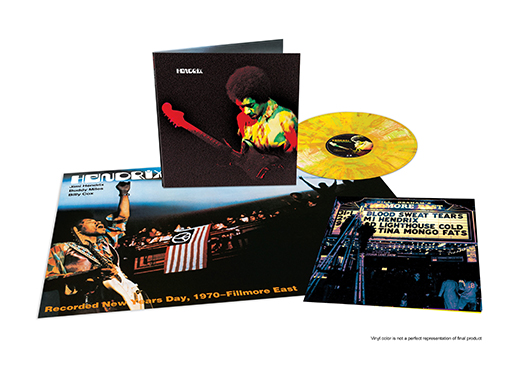 Band of Gypsys 50th anniversary vinyl edition