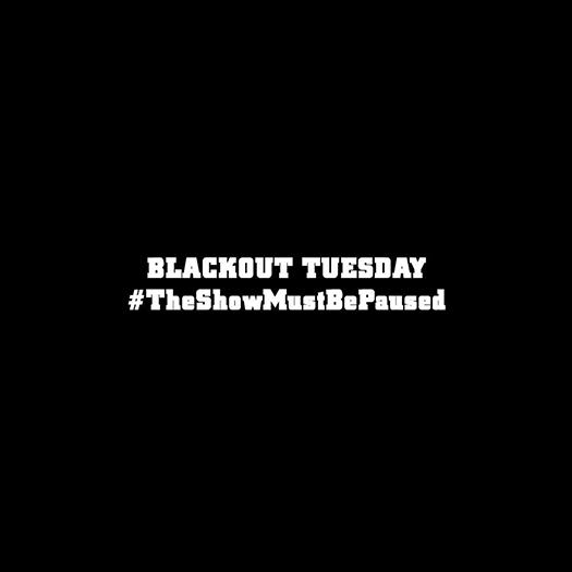 Blackout Tuesday