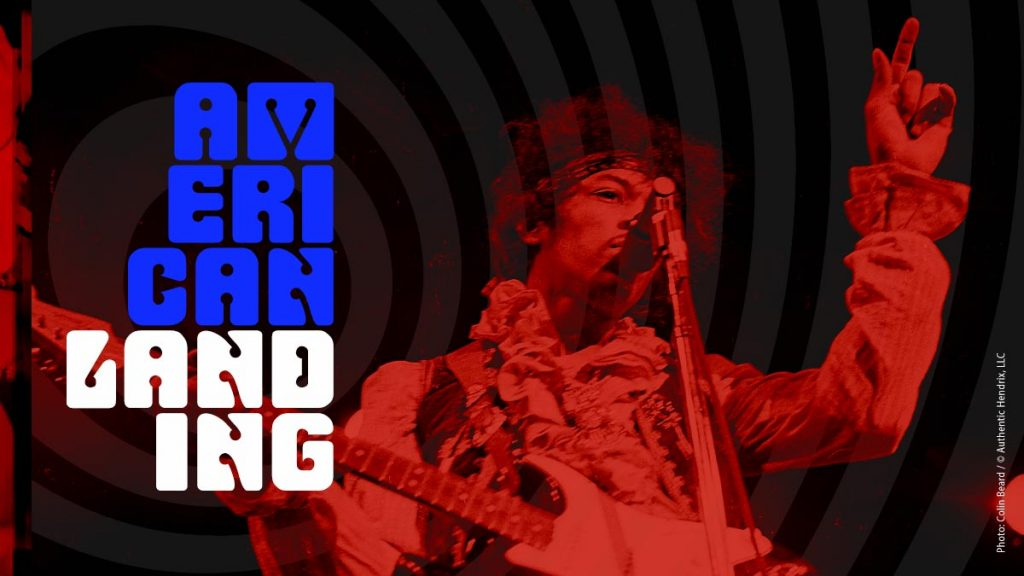 American Landing: The Jimi Hendrix Experience Live At Monterey International Pop Festival