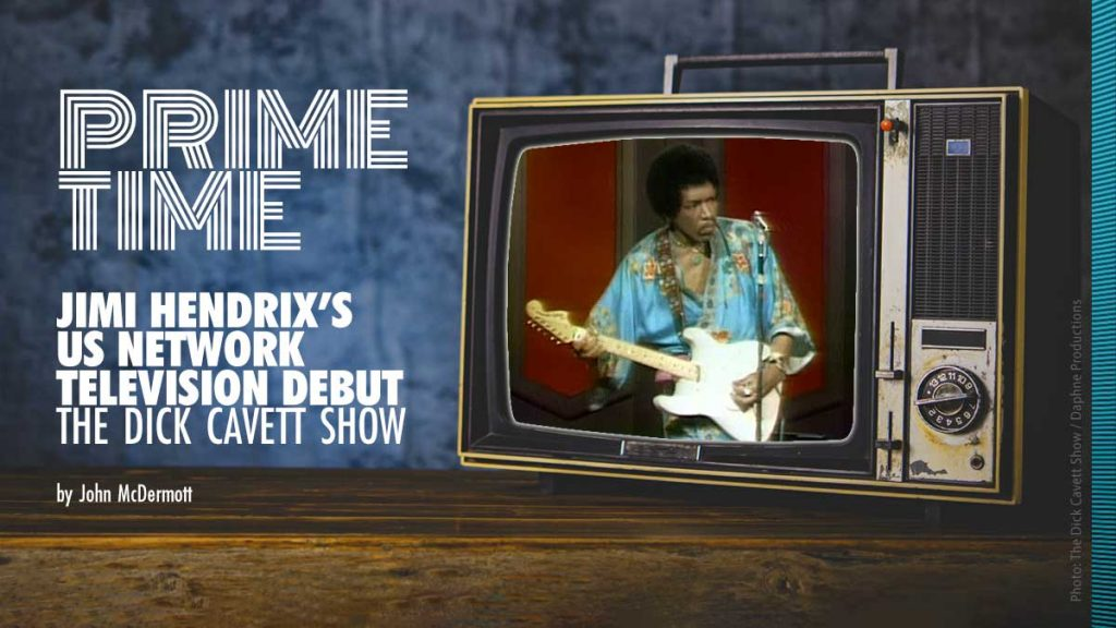 Prime Time: Jimi Hendrix's US Network Television Debut - The Dick Cavett Show