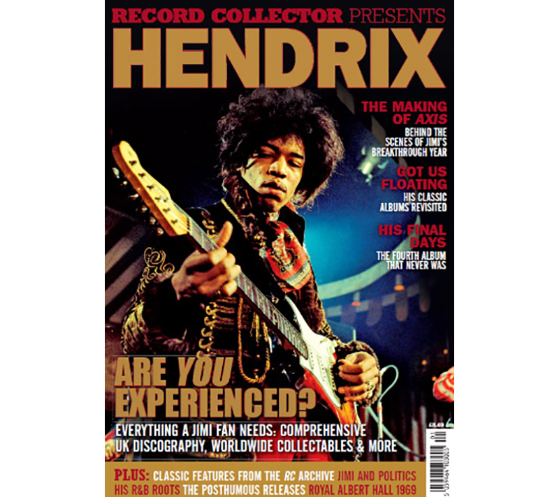 Record Collector Presents Jimi Hendrix 2021