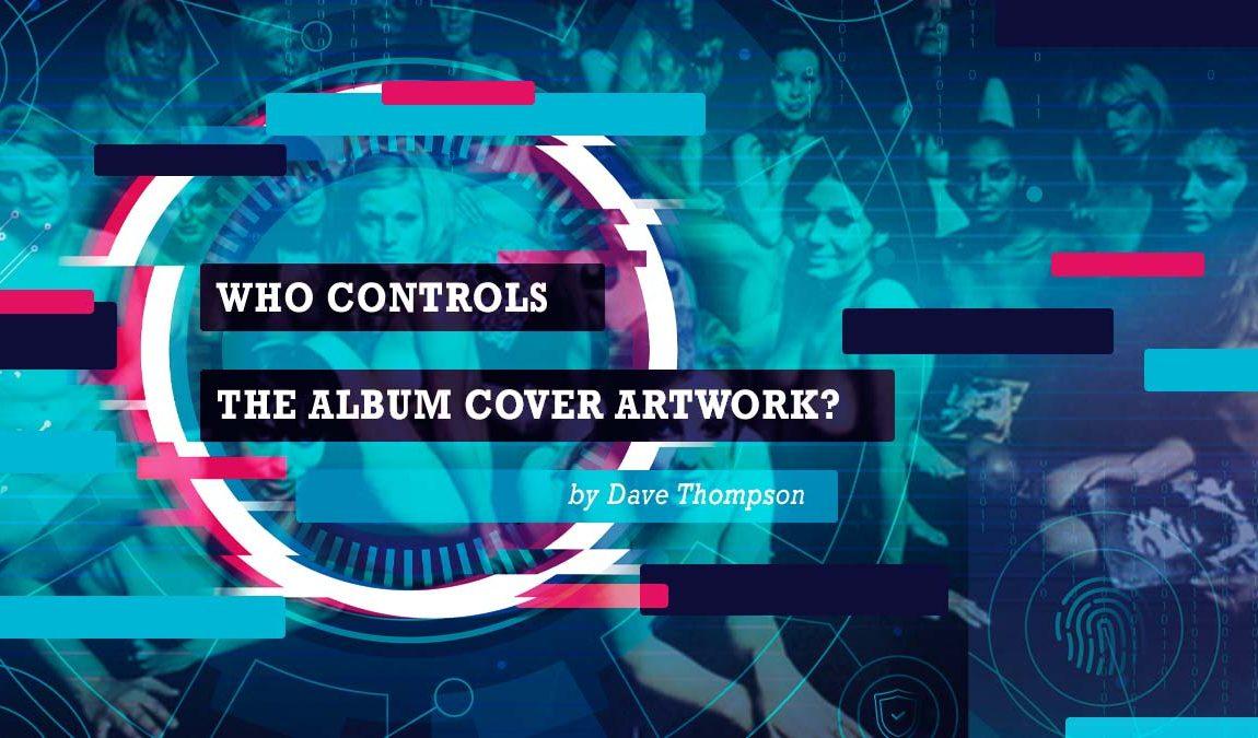 Who Controls the Album Cover Artwork?