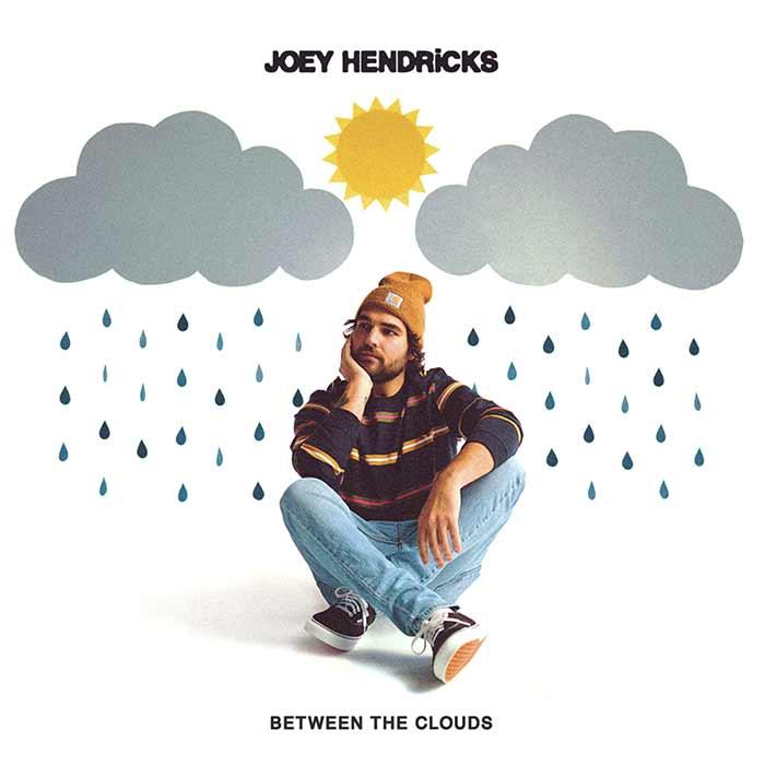 Joey Hendricks Between the Clouds cover