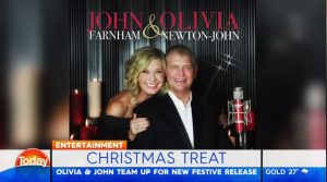 'Friends For Christmas' Album Announced on TV