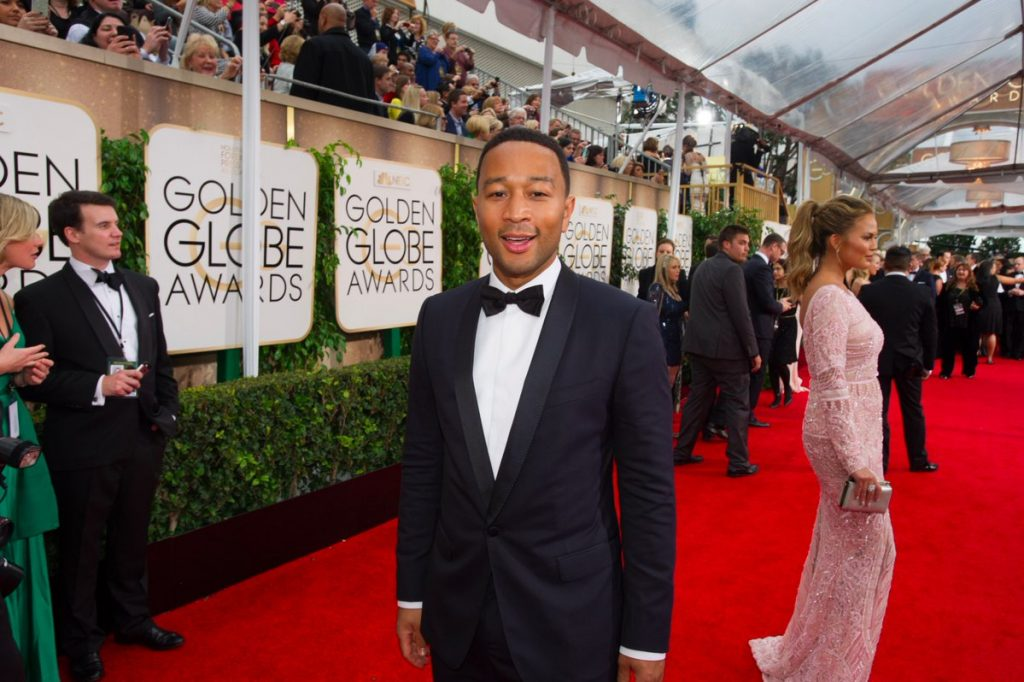 John Legend to Present at the 74th Golden Globes