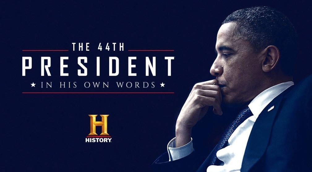 Watch The 44th President Featuring John Legend