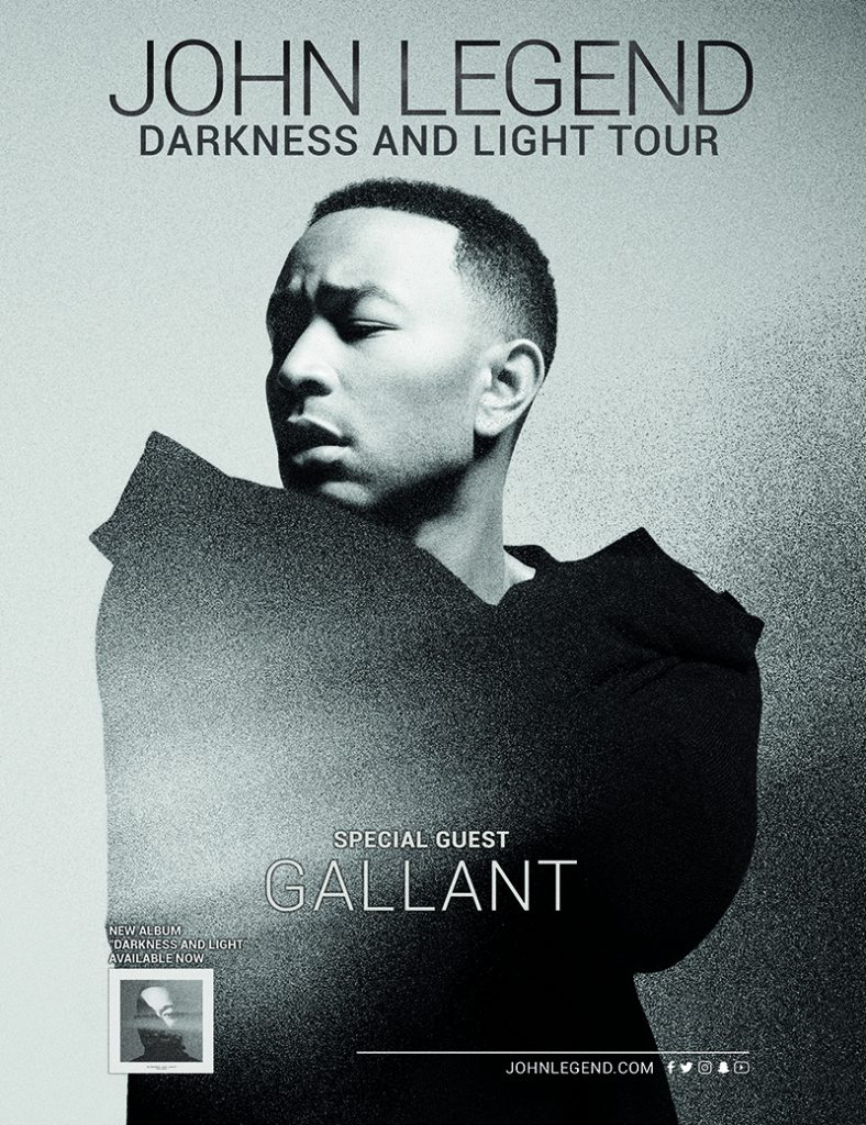 DARKNESS AND LIGHT Tour!