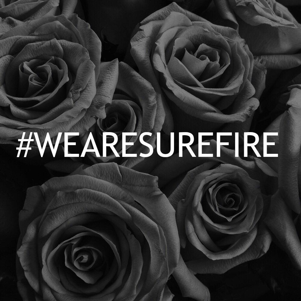 #WeAreSureFire