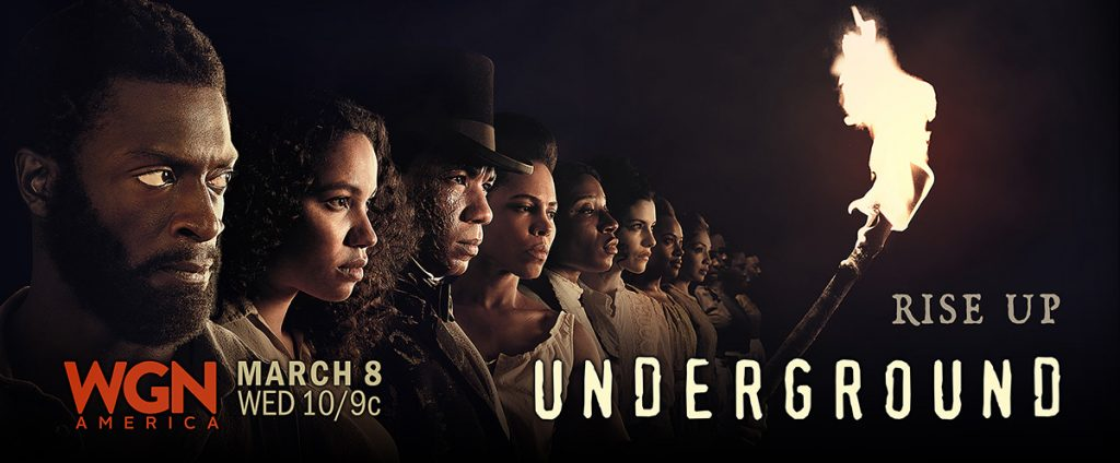 Season 2 Premiere of Underground