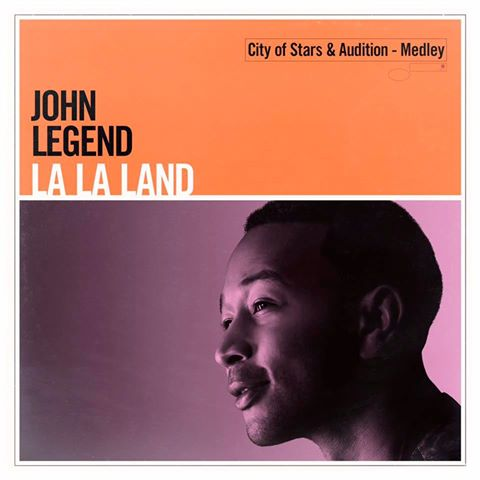 John Legend's City of Stars/Audition Medley Available Now!